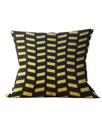 Almofada Decorativa Black & Gold - 45x45
