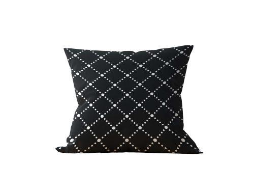 Almofada Decorativa Noir Blanche - 45x45