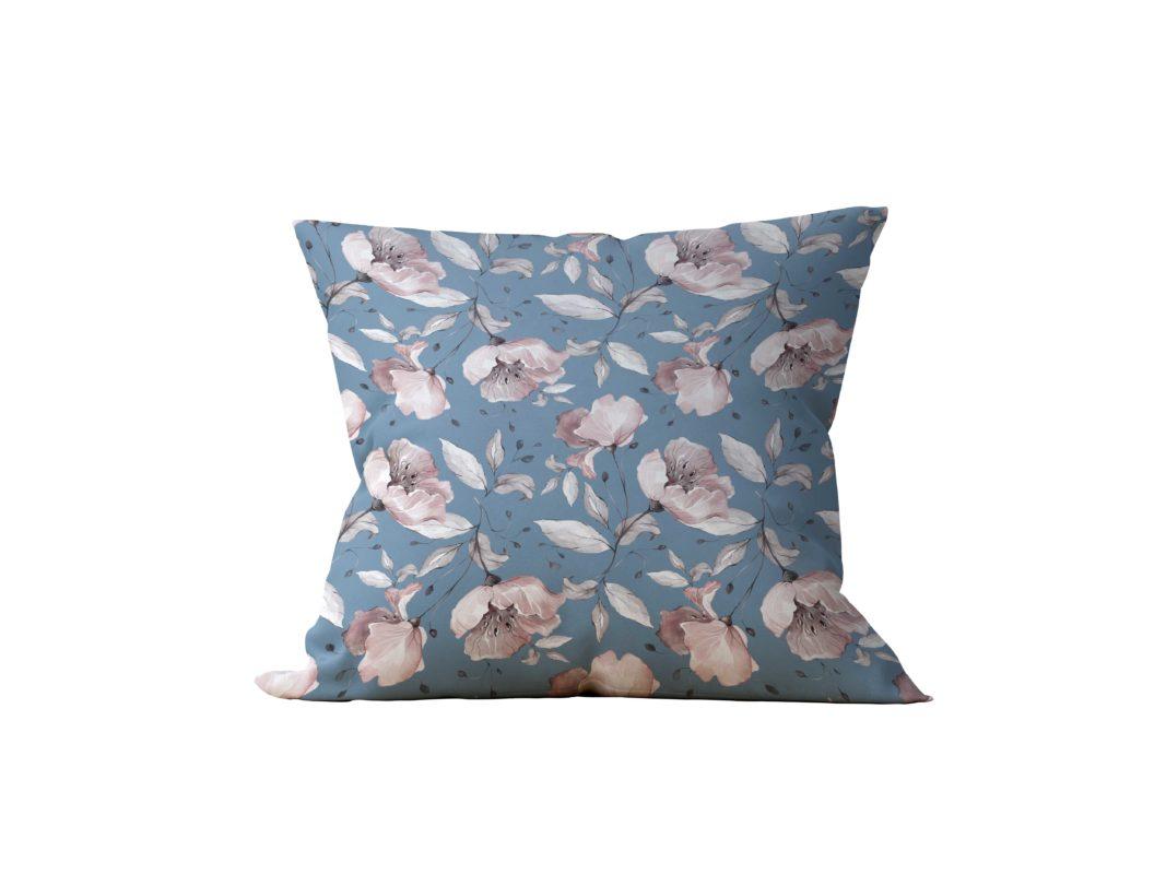 Almofada Decorativa Flor Essence - 45x45