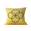 Almofada Decorativa Cerchio - 45x45