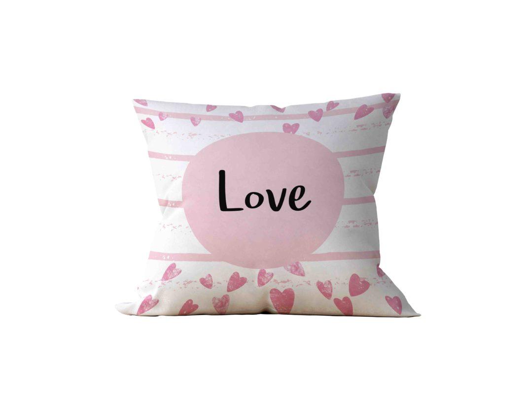 Almofada Decorativa Love - 45x45