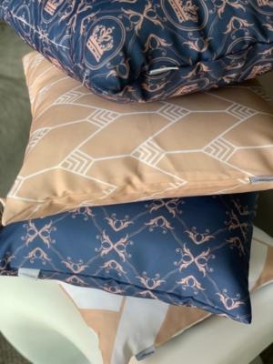 Almofadas Decorativas. Decore também as suas cadeiras de maneira eficiente.