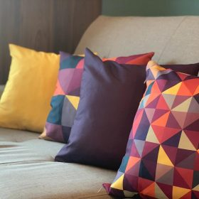 Almofadas Decorativas Para Sofá - Geométricas