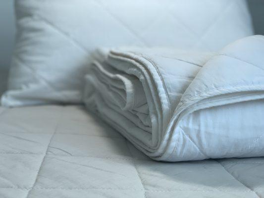 Cobre Leito King Branco Ideal para Camas de Tamanho King
