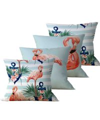 Kit: 4 Almofadas Decorativas Fenitte - 45x45