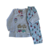 Pijama Infantil Anjinhos - Dadomile