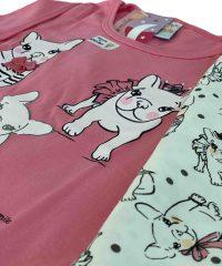 Pijama Infantil Pets - Dadomile