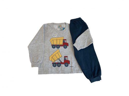 Pijama Infantil Truck - Dadomile