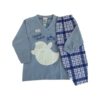 Pijama Infantil Ghost - Dadomile