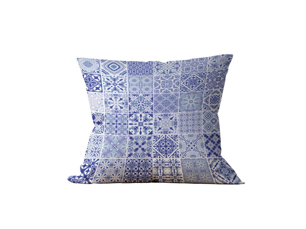 Almofada Decorativa Tile - 45x45