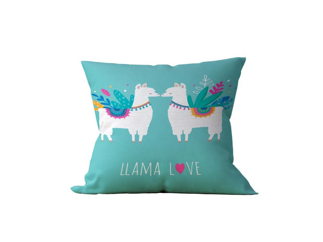 Almofada Decorativa Lamasi - 45x45
