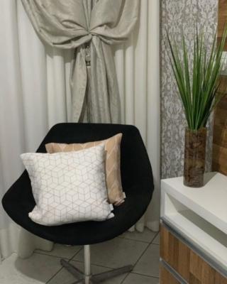 Sala decorada com os nossos modelos. Compre agora sem sair de casa.