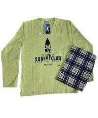 Pijama Infantil Meia Malha - Surf Club - Dadomile