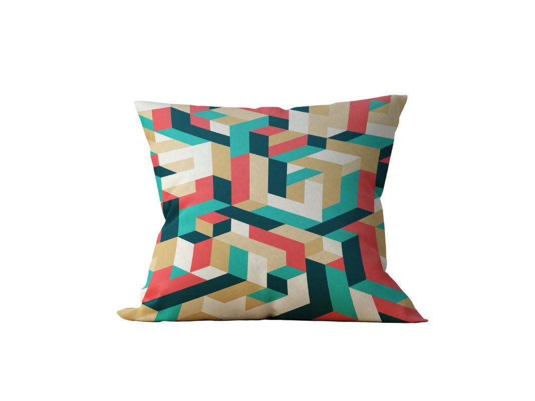 Almofada Decorativa Colour - 45x45