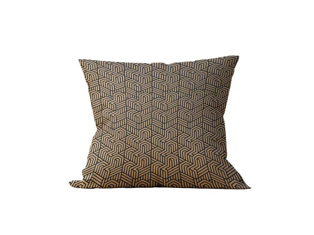 Almofada Decorativa Cruth - 45x45